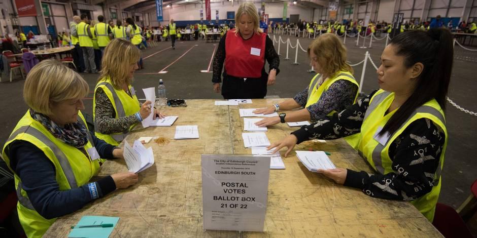 Indépendance? Le résultat du vote en Ecosse est attendu à travers le monde