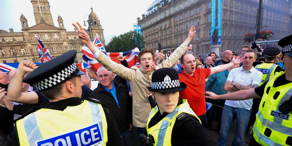 Ecosse: non à l'indépendance, oui à la décentralisation du Royaume-Uni