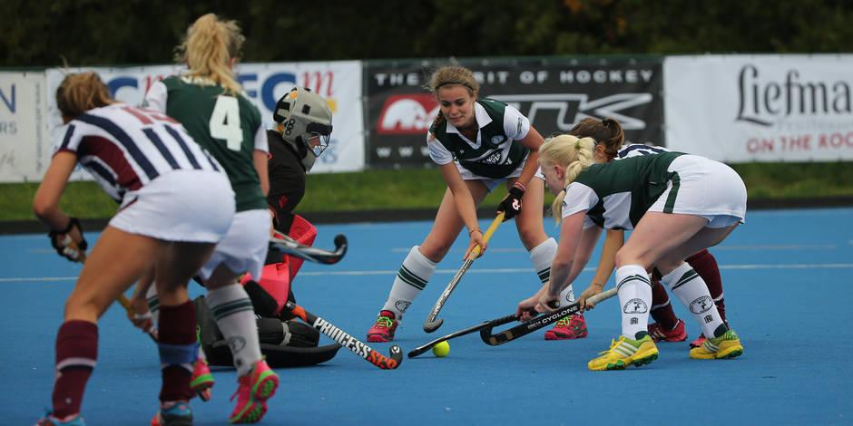 Hockey: à nouveau des surprises en Dames