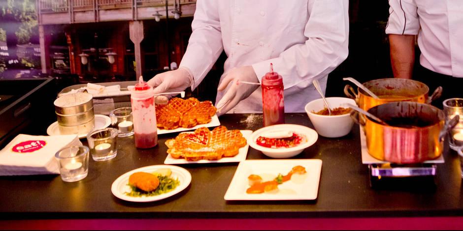 Qui sera la nouvelle étoile de la gastronomie belge? - La Libre
