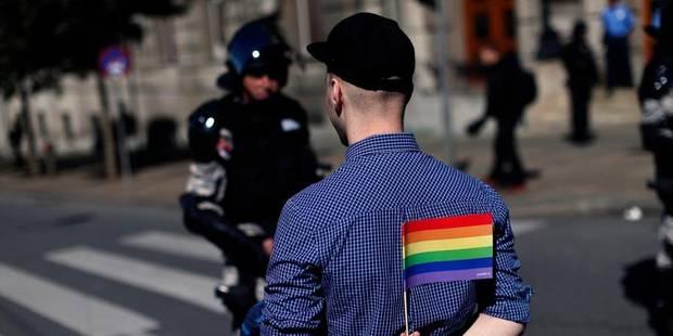 Gay Pride à Belgrade sous haute protection policière - La Libre