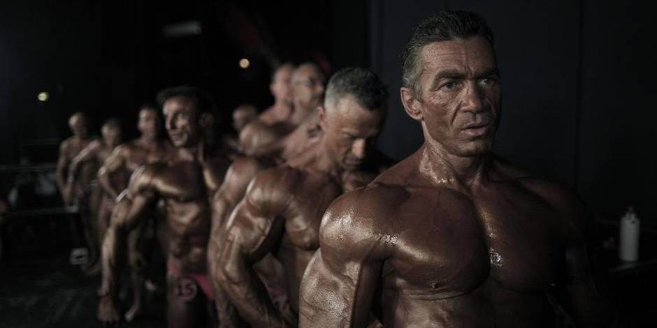 """""""Bodybuilder"""": Corps à corps père-fils - La Libre"""