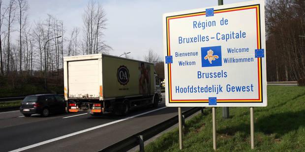 Des travaux sur le ring de Bruxelles ce week-end - La Libre