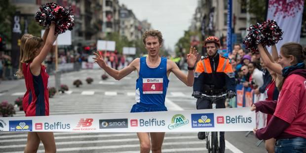 Un Liégeois remporte le marathon de Bruxelles - La Libre