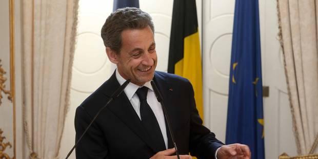 """Quand Sarkozy """"faisait la loi"""" en Belgique - La Libre"""