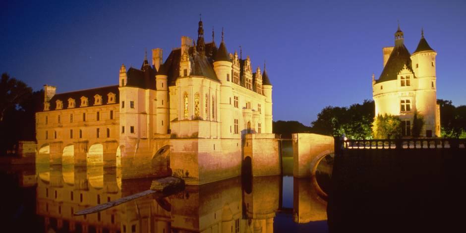 Une nuit au château de Chenonceau? C'est possible...
