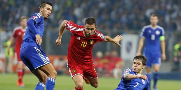 """Hazard: """"Oui, je suis fâché..."""" - La Libre"""