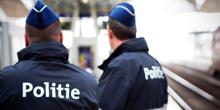 La criminalité baisse dans la ville de Bruxelles