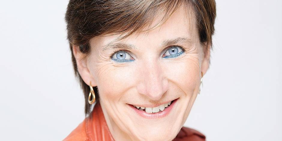 Vinciane Pirmolin, femme et humaniste - La Libre
