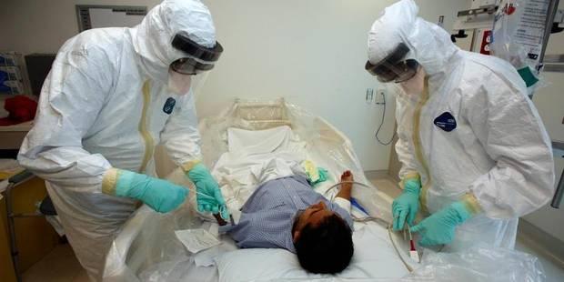 Ebola: seuls 3 hôpitaux belges prêts à faire face au virus - La Libre