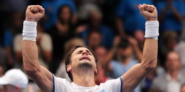 ATP Vienne : David Ferrer rejoint Andy Murray en finale - La Libre