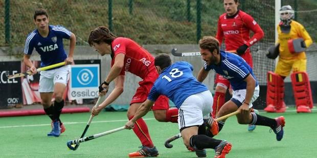 Les Red Lions battent l'Argentine 3-2 en amical - La Libre