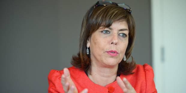 """Milquet: """"Le gouvernement fédéral veut assécher la culture à Bruxelles"""" - La Libre"""