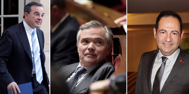 Des hommes politiques français se mettent aussi à la télé-réalité - La Libre