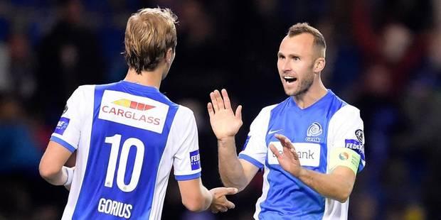 Genk deuxième de la Pro League, Zulte-Waregem toujours dernier - La Libre