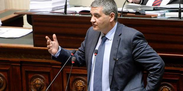 Steven Vandeput (N-VA), ministre à l'agenda très flamand? - La Libre