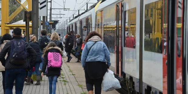 """SNCB: """"Des actions sont possibles, mais elles ne toucheront pas les voyageurs"""" - La Libre"""