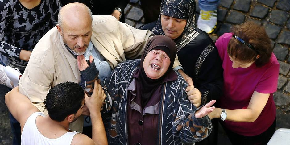 Liban: le désespoir de familles victimes de l'EI