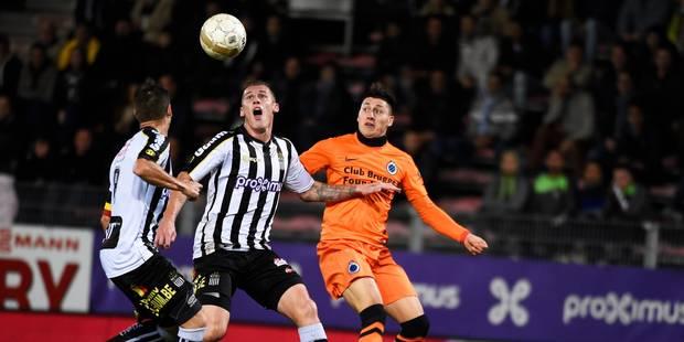 Le Club de Bruges lâche du lest à Charleroi (0-0) - La Libre