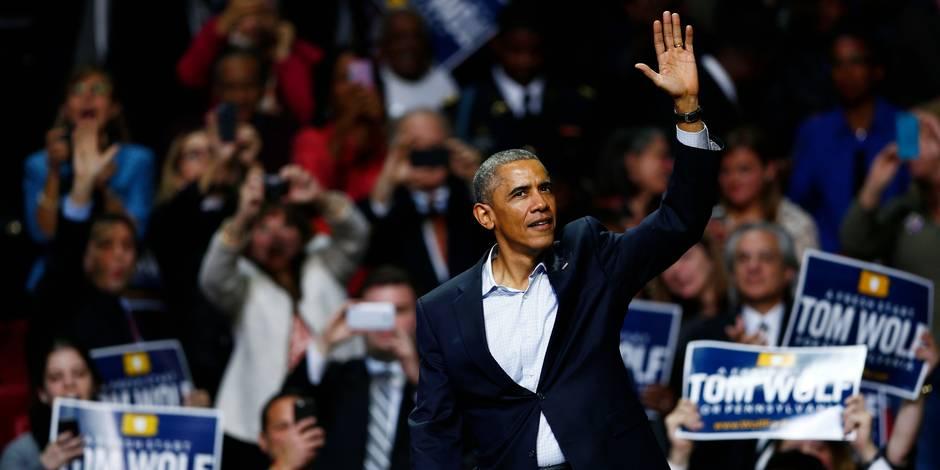 Mid-terms: les Américains vont sanctionner Obama et les Démocrates