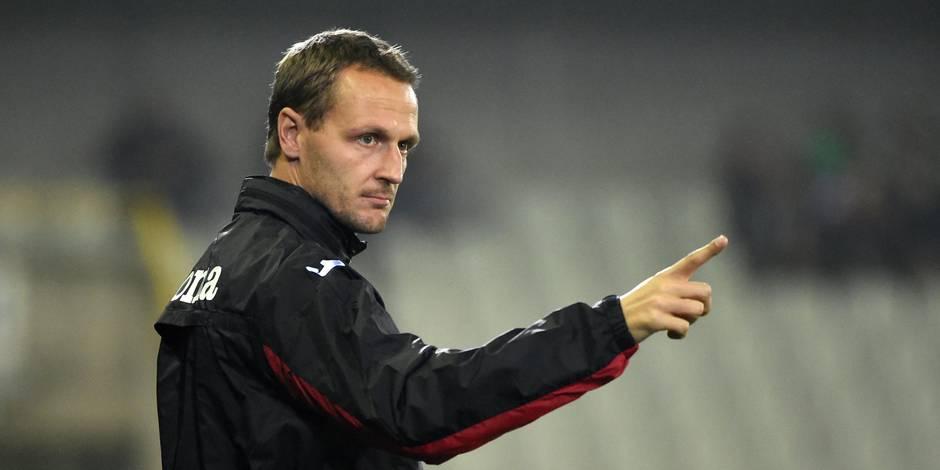 Vukomanovic entraînera le Standard jusqu'à la fin de saison