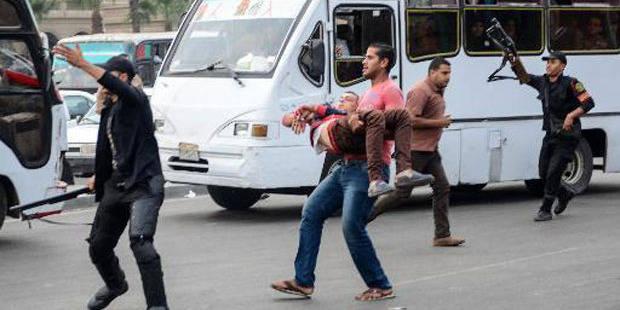 Egypte: explosion d'une bombe près d'un palais présidentiel au Caire - La Libre