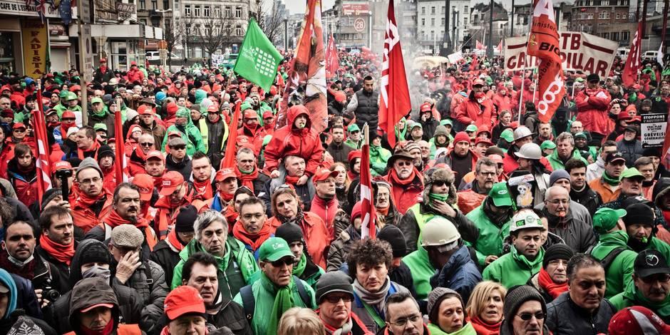 Voici pourquoi les syndicats descendent dans la rue