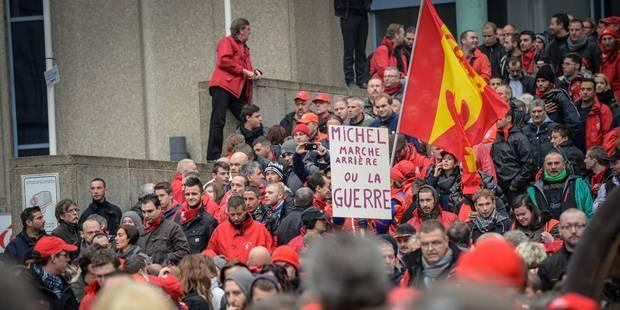 Manifestation nationale: Peu de répercussions pour les PME, selon le SNI - La Libre
