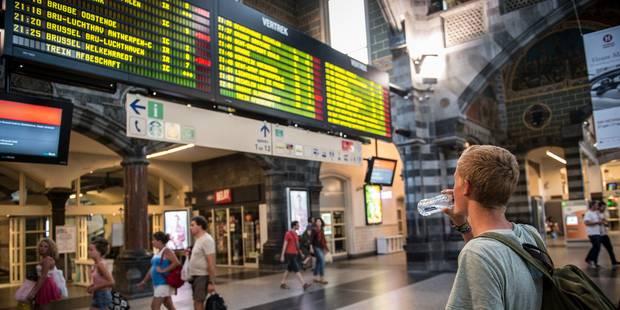 SNCB: menace sur des lignes rurales en Wallonie - La Libre