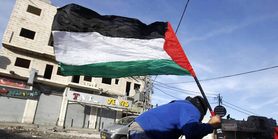 La chef de la diplomatie de l'UE veut un État palestinien