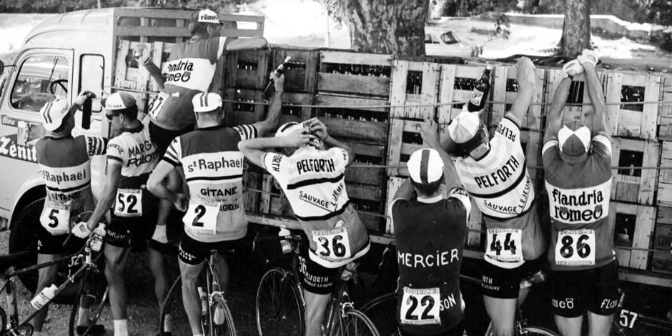 L'ancien coureur cycliste Willy Monty est décédé à l'âge de 75 ans