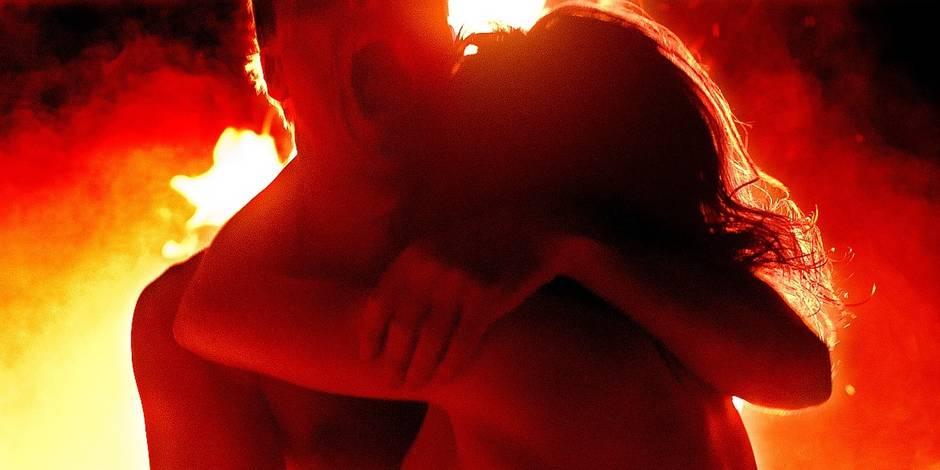 """""""Alleluia"""": Je t'aime passionnément. A la folie…"""
