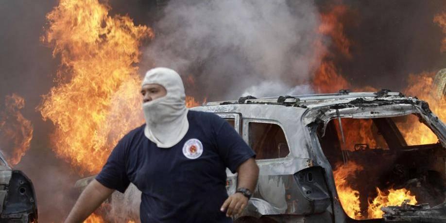 Etudiants mexicains disparus : manifestations de plus en plus violentes dans le Guerrero