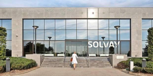 Solvay: bénéfice net en hausse de 12% au troisième trimestre - La Libre