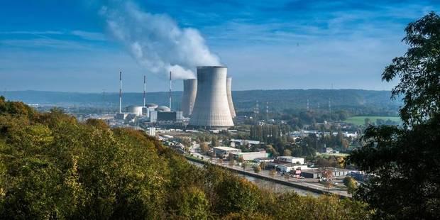 Grosse frayeur pour les riverains habitant près de la centrale nucléaire de Tihange - La Libre