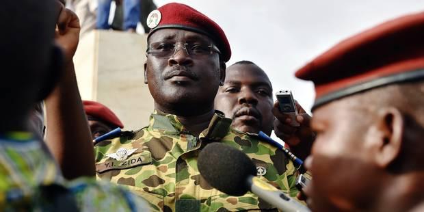 Burkina Faso: Les militaires récupèrent le pouvoir - La Libre