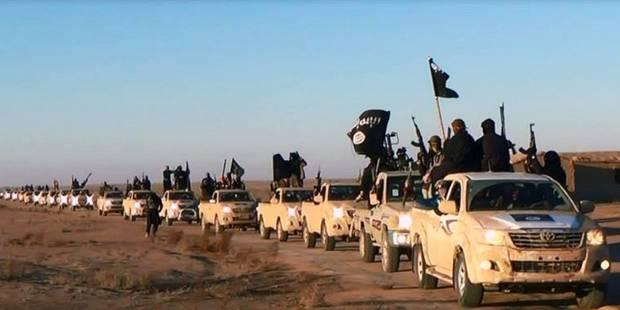 Drôle de guerre contre l'Etat islamique - La Libre