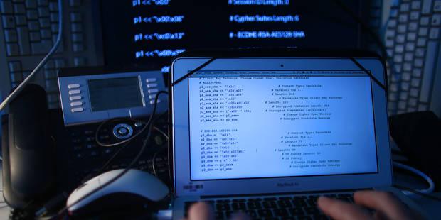 Des hackers volent les données informatiques de travailleurs belges - La Libre