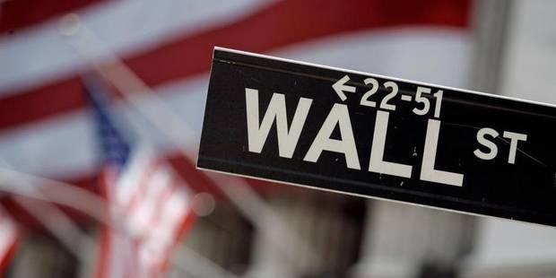 Wall Street grimpe à de nouveaux records - La Libre