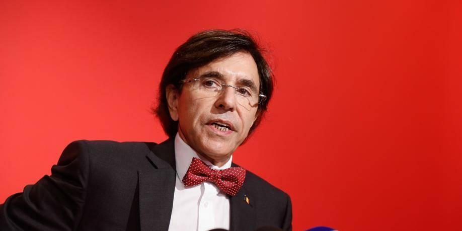 Elio Di Rupo retrouve la présidence du PS