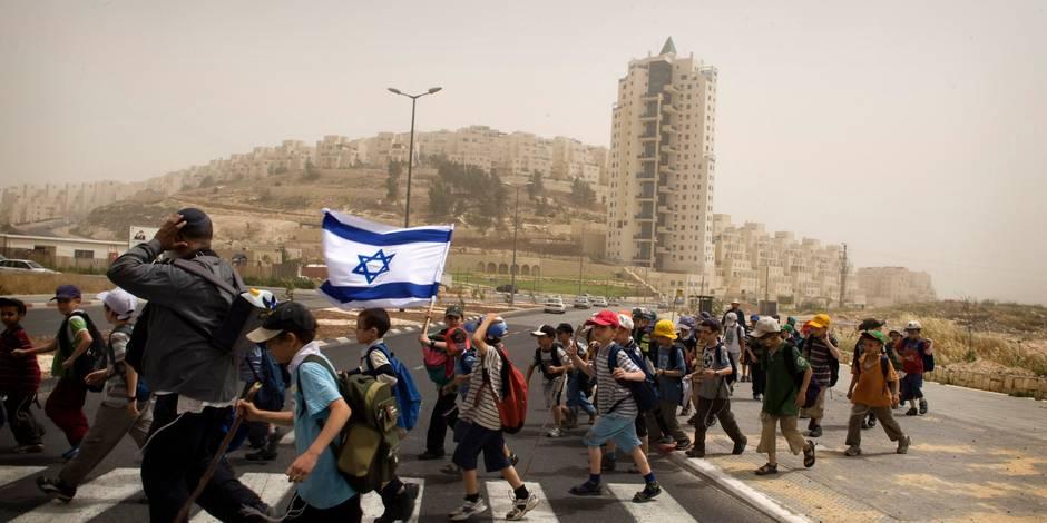 Faut-il reconnaître Israël comme un Etat juif? - La Libre