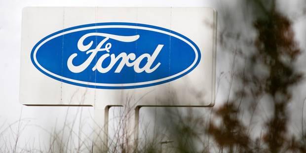 Le gouvernement flamand rejette une ultime offre pour le site de Ford - La Libre