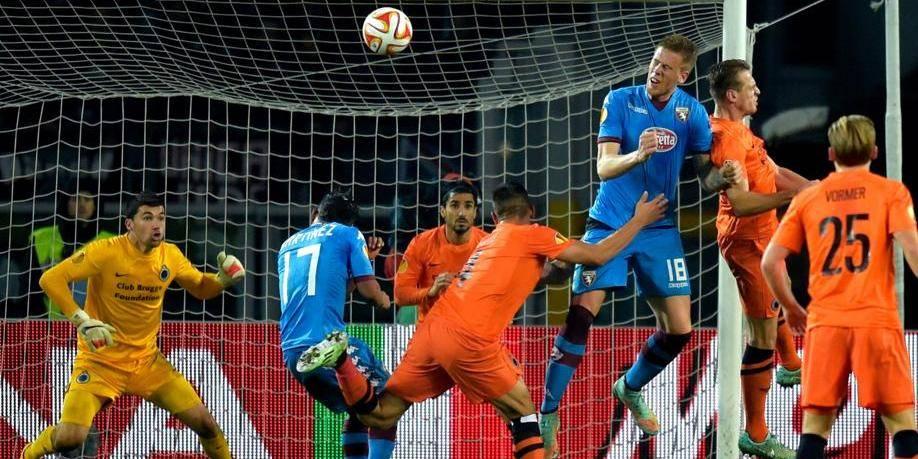 Le FC Bruges ramène un point précieux de Turin (0-0)