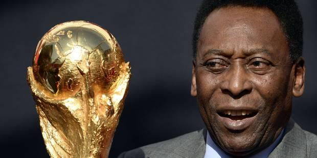Le roi Pelé, toujours hospitalisé, va mieux - La Libre