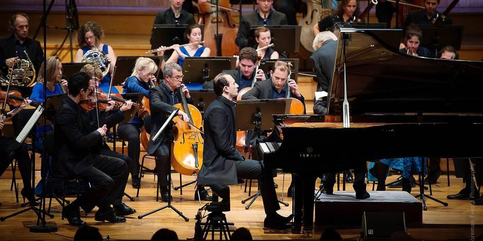 """Beethoven en forme """"olympique"""""""