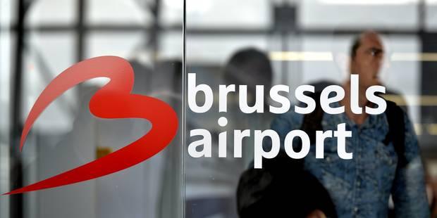 Brussels Airport: 30% des vols de lundi annulés à cause de la grève - La Libre