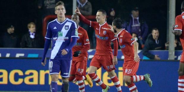 Anderlecht canardé au Canonnier (4-2) - La Libre
