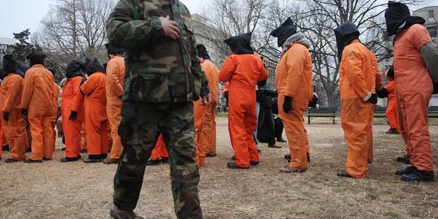 """Guantanamo: voici ce qu'ont subi quatre """"prisonniers fantômes"""" de la CIA - La Libre"""