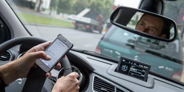 La police n'a jamais dressé autant d'amendes pour des infractions de roulage - La Libre