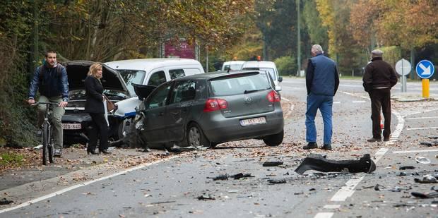 Forte baisse du nombre de tués sur les routes wallonnes - La Libre